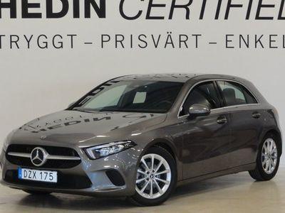 begagnad Mercedes 180 A-KlassAut Navi Backkamera Carplay