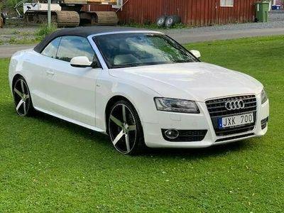 begagnad Audi A5 Cabriolet A5 CAB 2.0 TFSI