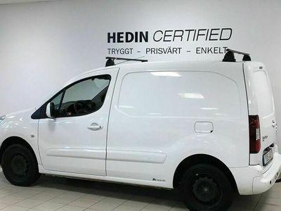 begagnad Citroën Berlingo 1.6 BlueHDi Manuell, 99hk L1