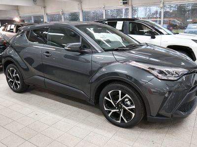 begagnad Toyota C-HR 1.8 ELHybrid X-edition Smart phone integration