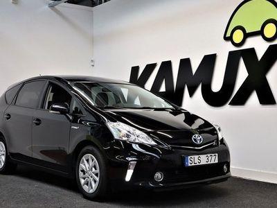 begagnad Toyota Prius Hybrid 1.8 VVT-i | 7-sits | SoV | 2013, Halvkombi 179 900 kr