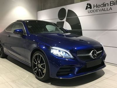 used Mercedes 300 COUPÉ, AMG Line, Premiumpaket Plus, Värmare