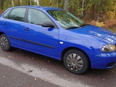 begagnad Seat Ibiza 1,4 16v (Fullservad bruksbil) -03
