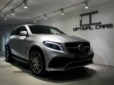 begagnad Mercedes GLE63 AMG S AMG 585HK Performance 2900mil Svsåld