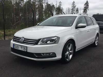 begagnad VW Passat Variant 2.0 TDI BlueMotion Technology (170hk)