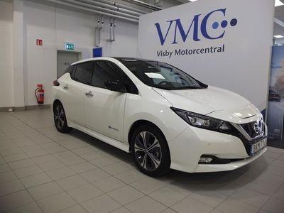 begagnad Nissan Leaf TEKNA 40 KWH