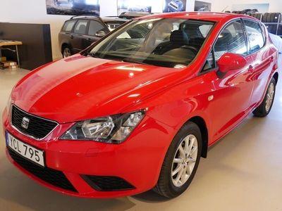 begagnad Seat Ibiza 1.2 TSI EU6 90hk LÅGMILARE