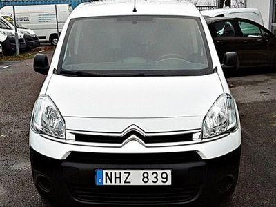 begagnad Citroën Berlingo 1,6 HDi 90 hk L2 automat 80 -13