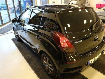begagnad Hyundai i20 Go 1.2 (85hk) Ny skick 1 år GARA -15