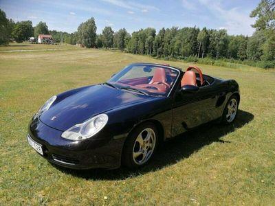 begagnad Porsche Boxster