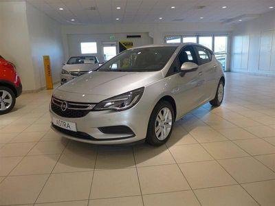 begagnad Opel Astra Enjoy 5d 1.4T 125 hk