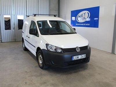 begagnad VW Caddy 1.6 TDI CR Drag 75hk -12