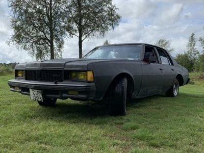 begagnad Chevrolet Caprice