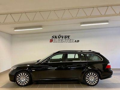 begagnad BMW 520 d Touring E61 LCI/177hk/Drag/Nyservad