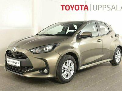 begagnad Toyota Yaris 1.5 Active Komfort Manuell