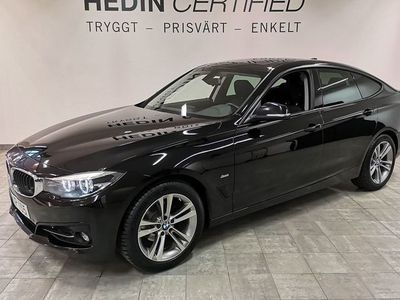 begagnad BMW 320 Gran Turismo i Steptronic
