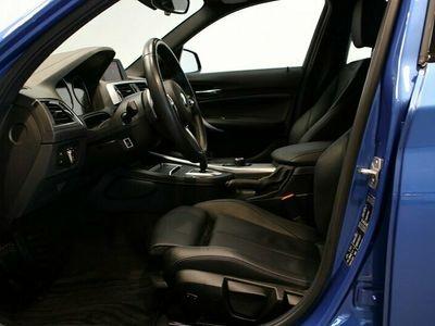 begagnad BMW 120 d xDrive 5-d M-Sport Aut Nypris 395.700:-