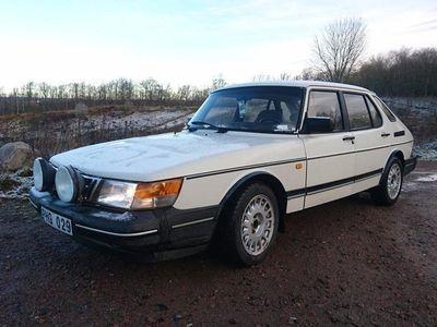 begagnad Saab 900 16v