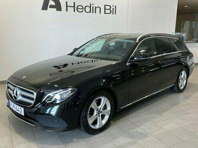 begagnad Mercedes E200 - BenzKOMBI / Dragkrok