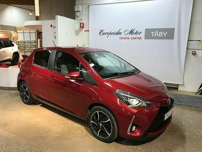 begagnad Toyota Yaris 5-dörrar Style, Vinterhjul