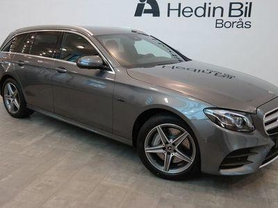 begagnad Mercedes E300 E 300 de // AMG // dragkrok // premium pkt // laddhybrid //