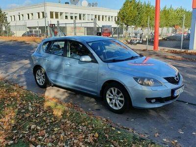 begagnad Mazda 3 Sport 1.6 MZR