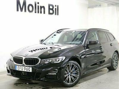 begagnad BMW 330e xDrive Touring PHEV M-Sport Drag 2021, Personbil Pris 584 600 kr