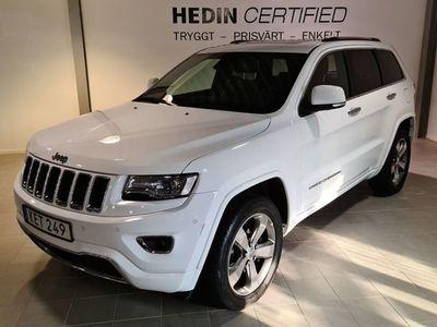 begagnad Jeep Grand Cherokee 3.0 CRDI OVERLAND / PANORAMA
