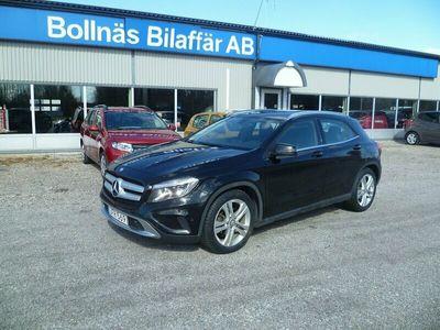 begagnad Mercedes GLA220 CDI 4MATIC 7G-DCT Euro 6 170hk