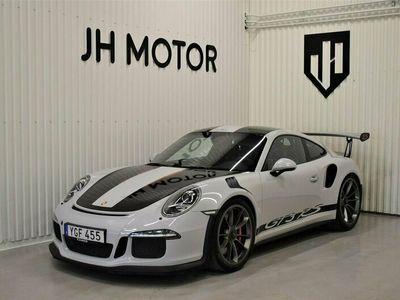begagnad Porsche 911 GT3 RS 500hk PDK Sport Chrono