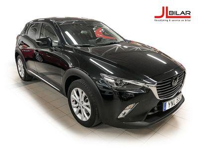 begagnad Mazda CX-3 2.0 Sky active 4wd Aut