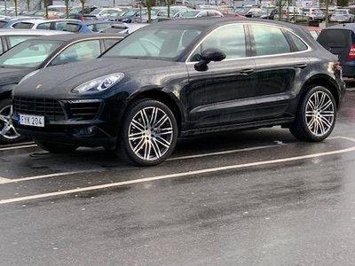 "begagnad Porsche Macan S|340hk|Pano|Chro|21""|Drag|Värm"