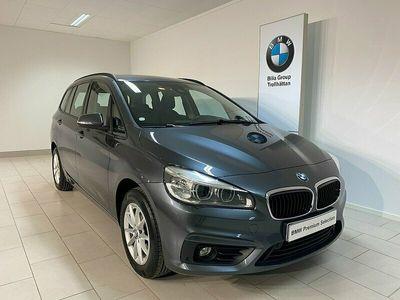 begagnad BMW 218 Gran Tourer i 7-Sits / 2500 mil / Backkamera /HiFi
