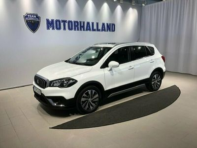 begagnad Suzuki SX4 S-Cross 1,4 140HK 4X4 AUT INCLUSIVE