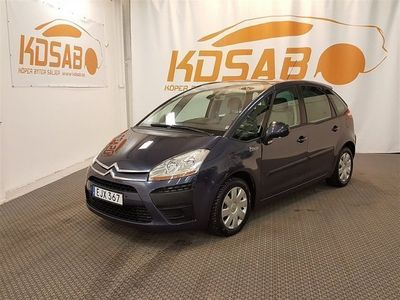 begagnad Citroën C4 Picasso 1.6 HDI 110hk AUT NYBES