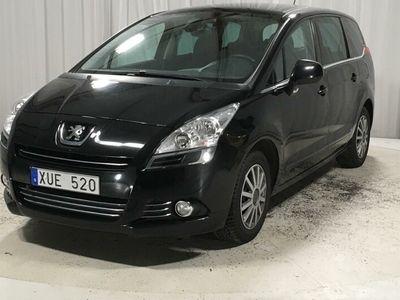 used Peugeot 5008 1.6 HDI (110hk)
