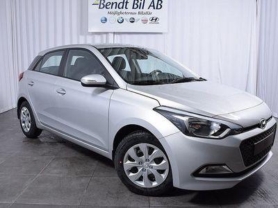 begagnad Hyundai i20 2253:-/ mån 0:- kontant