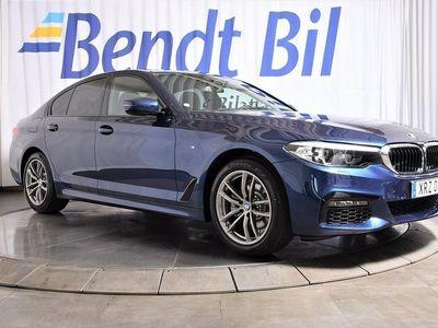 begagnad BMW 520 d Sedan xDrive/ M Sport/ Winter/ Navi