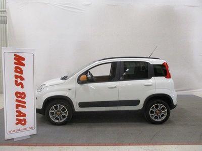 brugt Fiat Panda Cross 0.9T TwinAir 85 4x4 Manuell 5d