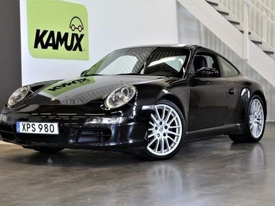 begagnad Porsche 911 Carrera 3,6 325hk Sv-Såld