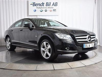 begagnad Mercedes CLS350 CDI BlueEFFICIENCY 4MAT -12