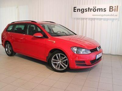 begagnad VW Golf SPORTSCOMBI 1,2 TSI 110