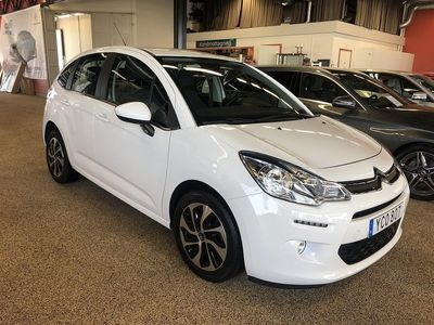 gebraucht Citroën C3 1.2 VTi 82hk HAPPY EDITION -16
