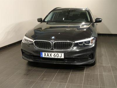 begagnad BMW 520 d xDrive Touring Sport Line Drag Värm