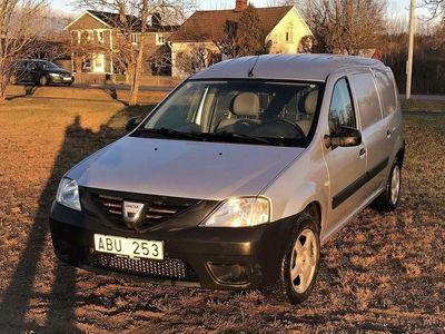 begagnad Dacia Logan Express 1.5. NY KAMREM
