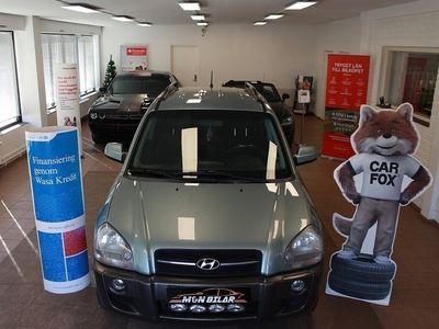 gebraucht Hyundai Tucson 2.0 CRDi 4WD 140hk Drag