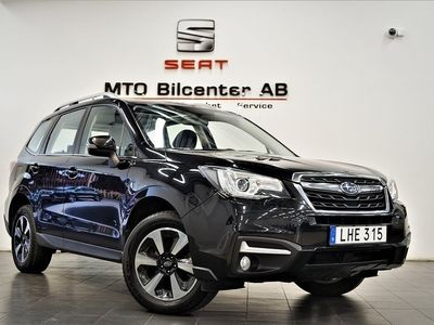 begagnad Subaru Forester 2.0 4WD Lineartronic EU6 147h -16