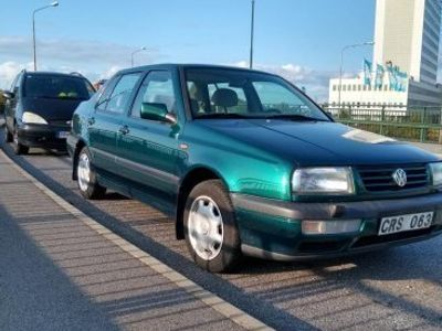 begagnad VW Vento 1,8 ny Bess.& Skatt -96