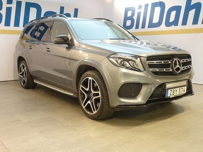 begagnad Mercedes GLS350 d 4MATIC 9G-Tronic Euro 6 7-sits 258hk