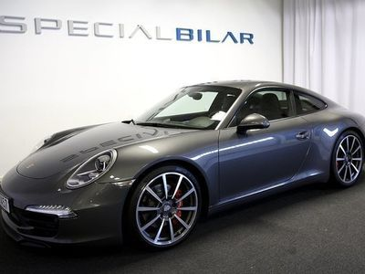 gebraucht Porsche 911 Carrera 911 991 S Sport Chrono Navi Lucka Läder Sportavgas 2012, Personbil 729 000 kr
